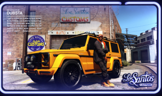 LOS SANTOS CUSTOMS