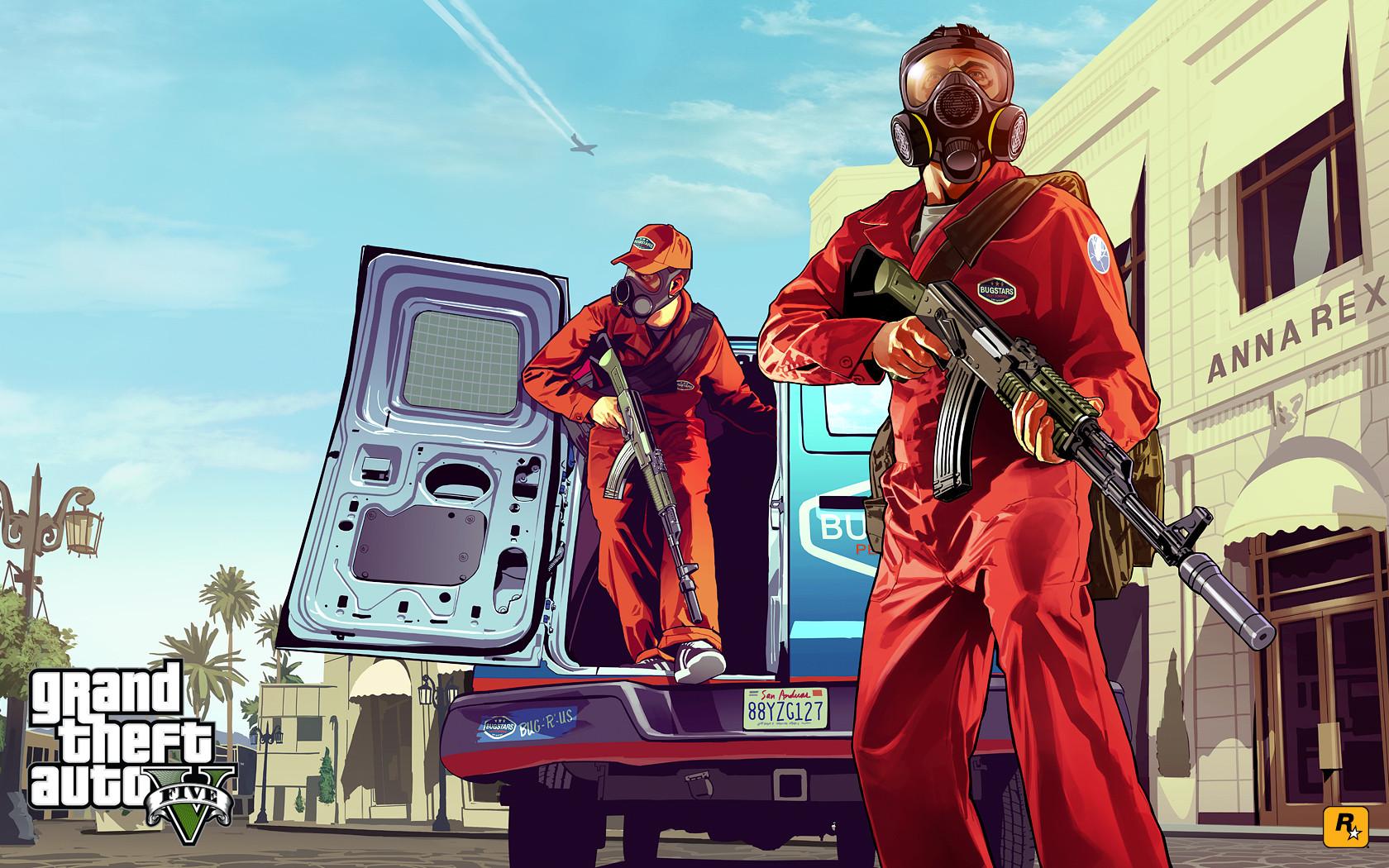 GTA 5 przedsprzedaż