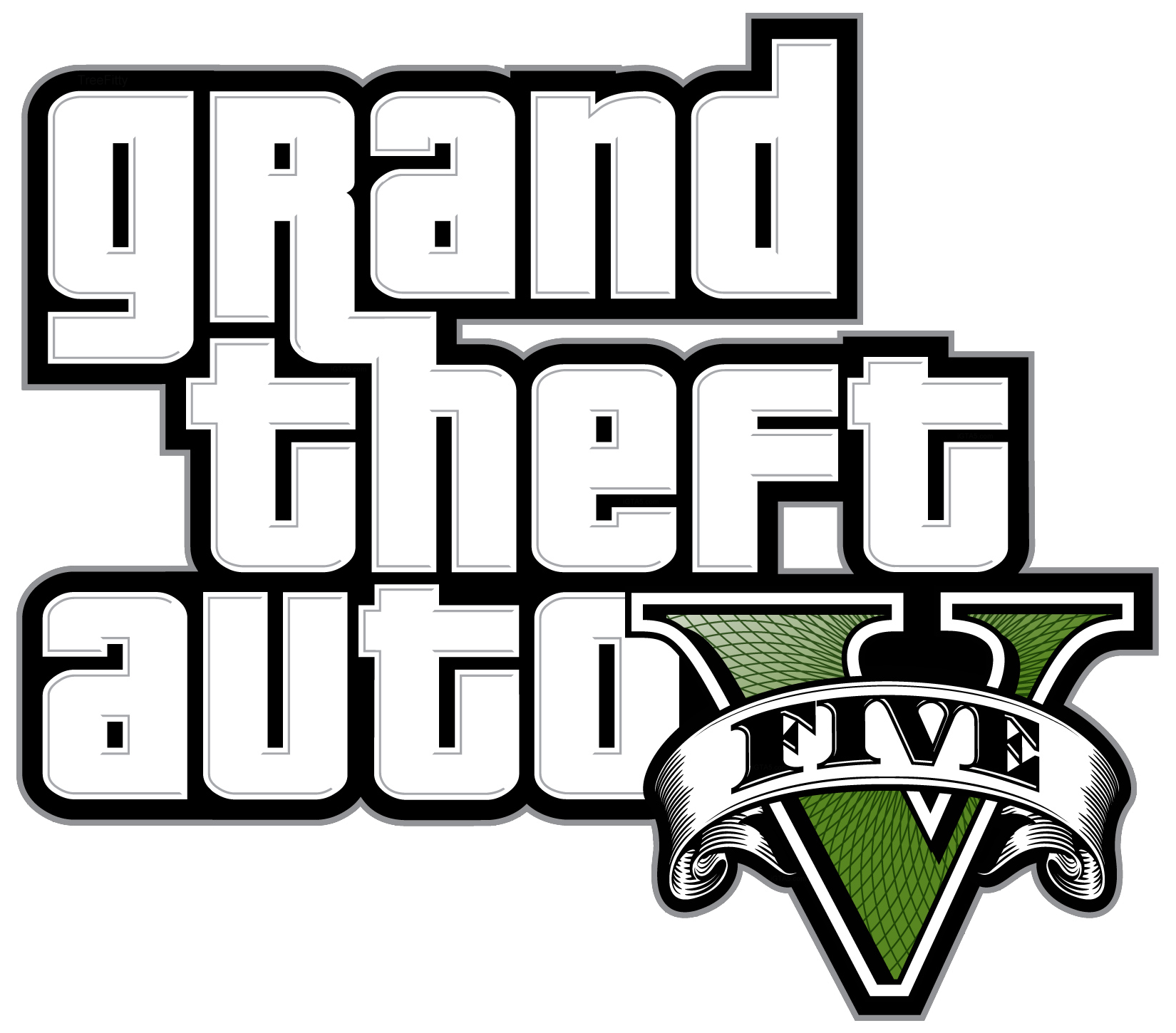 gta-v-logo-blanc-HD