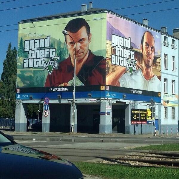 GTA 5 POLSKA