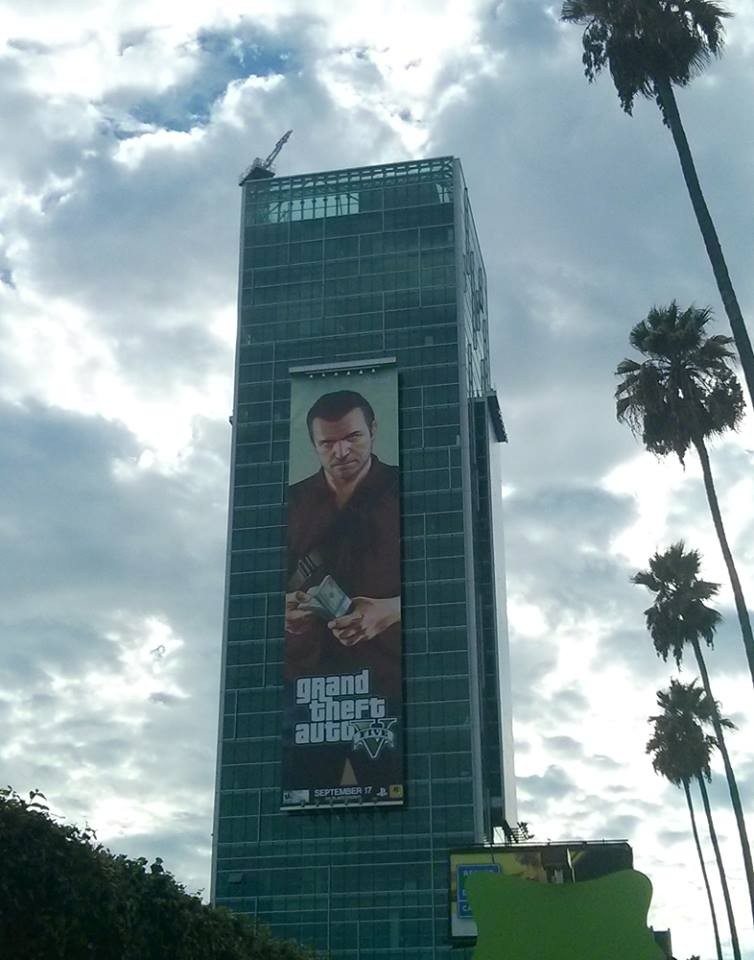 LOS ANGELES GTA 5