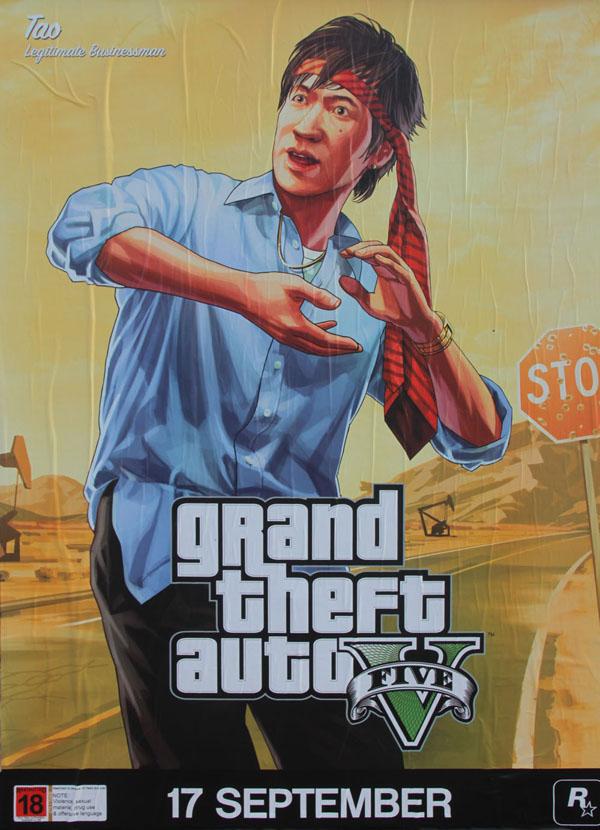 TAO GTA 5