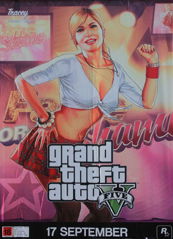 Tracey GTA 5